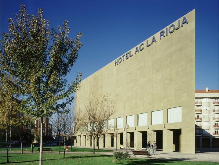 Hotel ac la rioja by marriott logrono spain for Hotel luxury la rioja