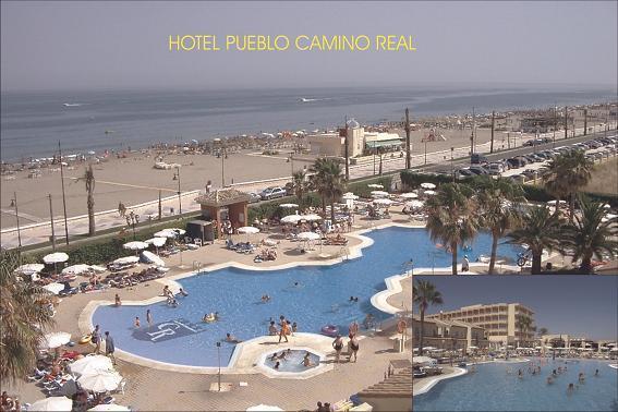 Hotel Pueblo Camino Real Torremolinos Espagne