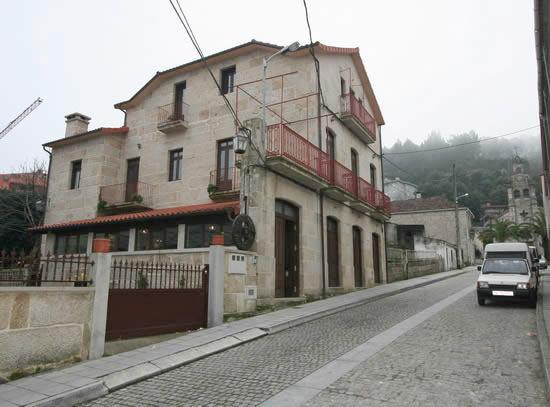 Hotel casa do conde cortegada espa a - Hotel casa espana villaviciosa ...