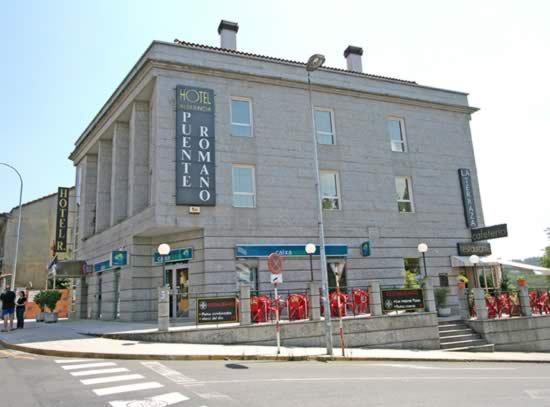 Baños Romanos Ourense:Guía turística de Ourense: Hoteles