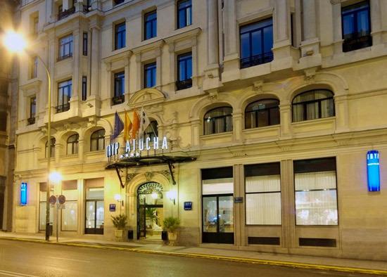 Hotel Tryp Atocha Madrid Spain