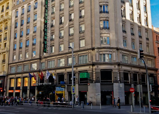 Tryp Madrid Gran Via Hotel