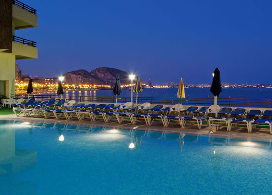 Hotel Meliu00e1 Alicante, Alicante, Espau00f1a : HotelSearch.com
