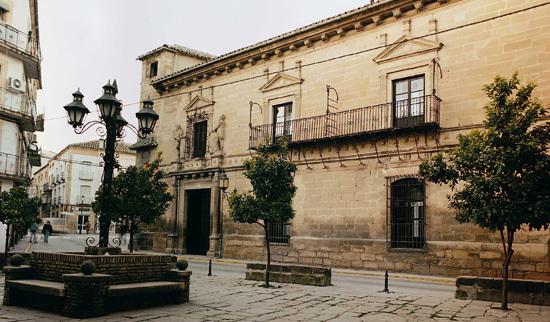 Hotel palacio de la rambla ubeda spain - Hotel palacio de ubeda ...
