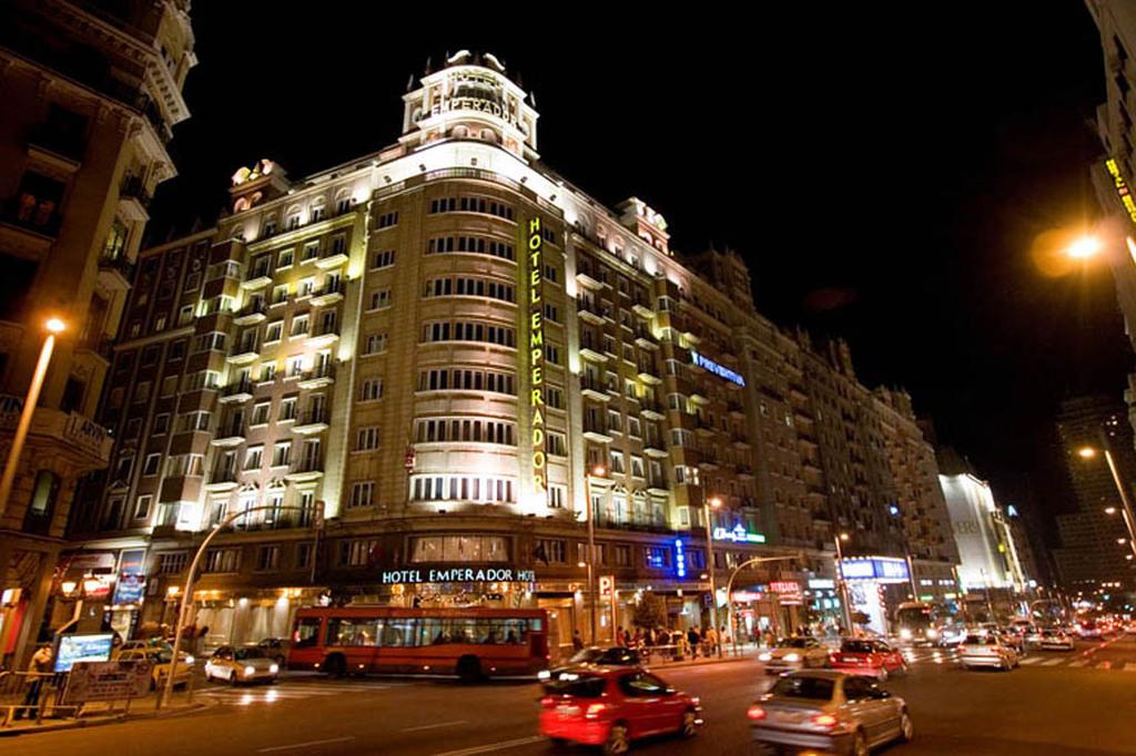 Hotel emperador madrid espa a for Hotels madrid
