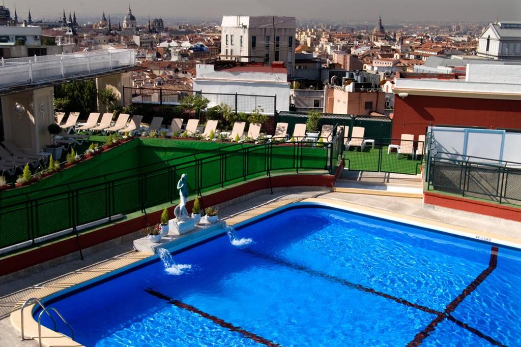 Hotel emperador madrid spain - Hotels in madrid spain with swimming pool ...