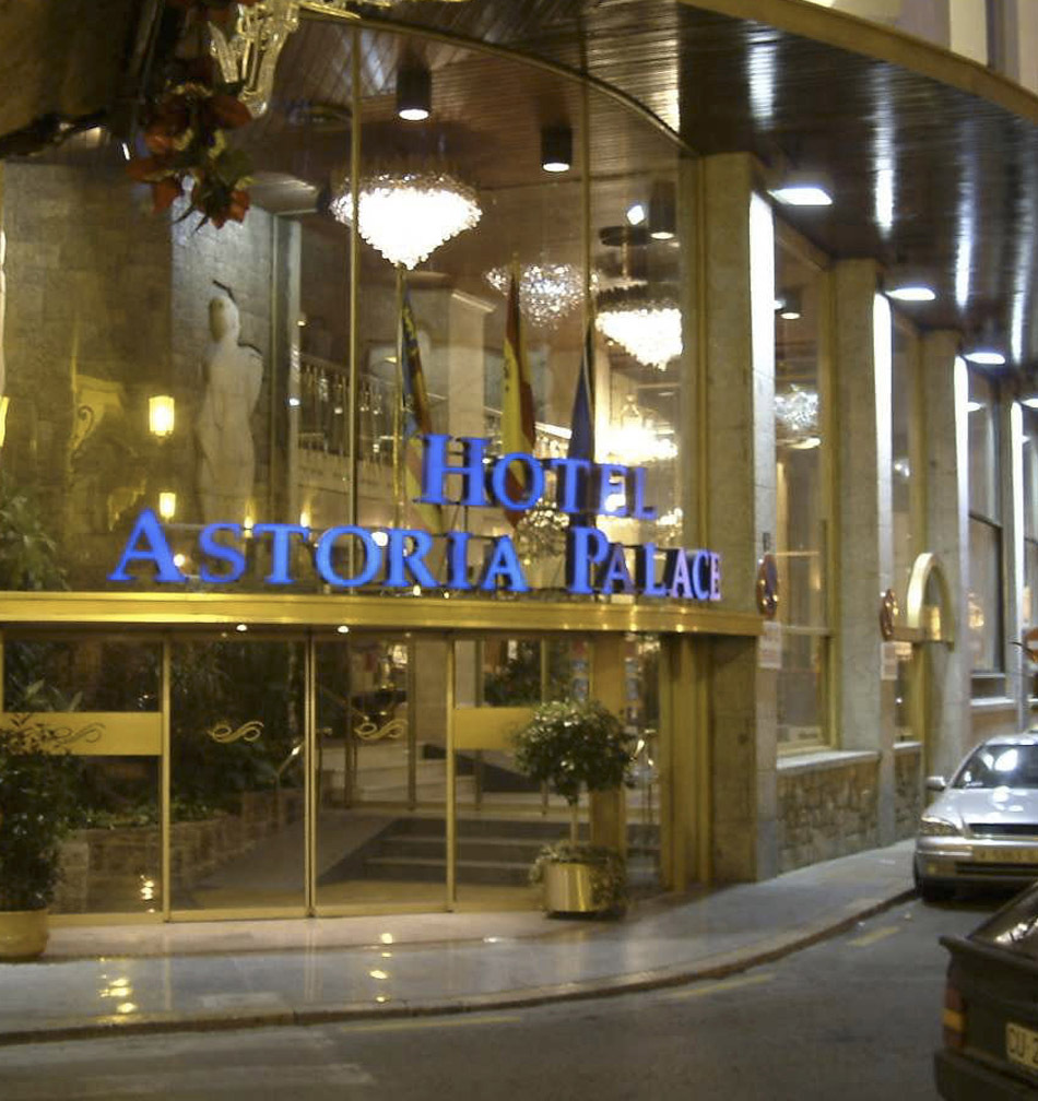 Ayre Hotel Astoria Palace Valencia Spain