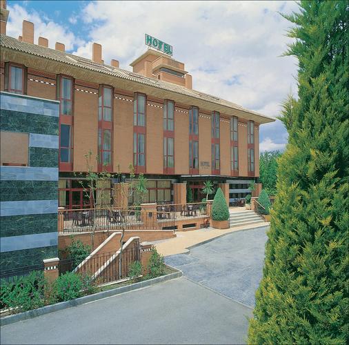 Hotel jardines de lorca lorca spain for Hotel jardines lorca