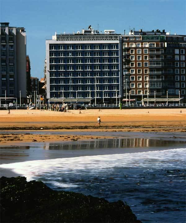 Hotel pr ncipe de asturias gij n espa a for Hotel principe de asturias gijon