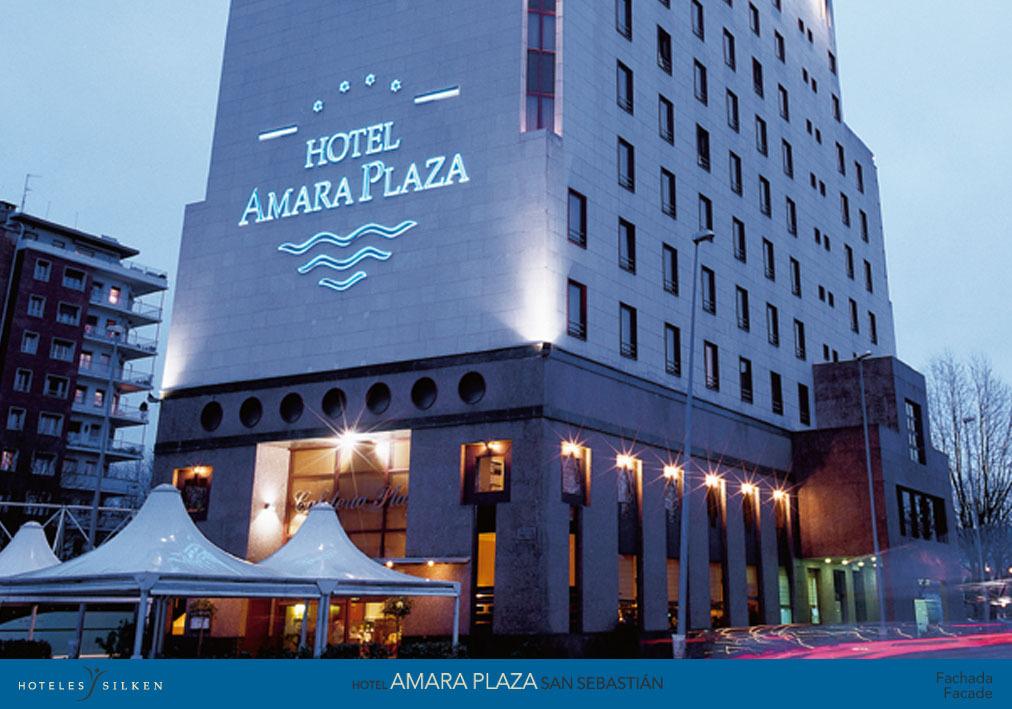 Hotel silken amara plaza donostia san sebastian spain for Hotel search