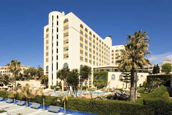 Riu Hotel Rooms Nerja