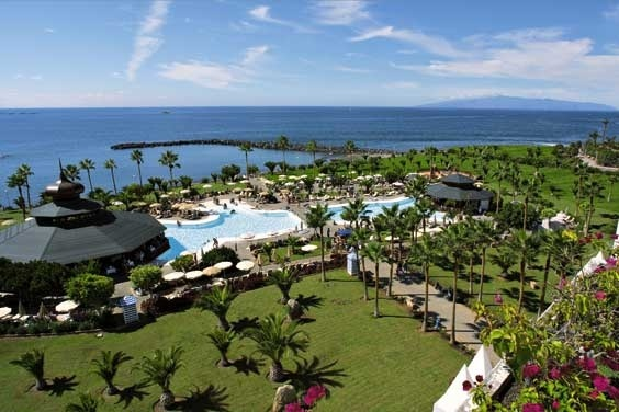 Hotel Riu Palace Tenerife Adeje Spain Hotelsearch Com