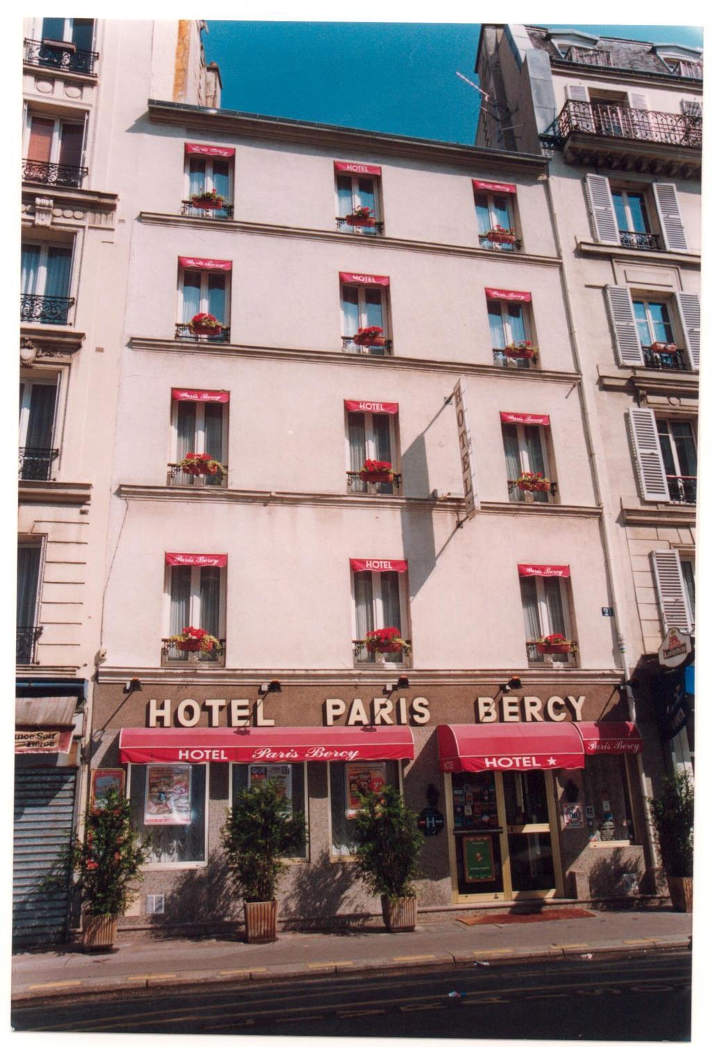Hotel Paris Bercy Paris 12e Arrondissement France