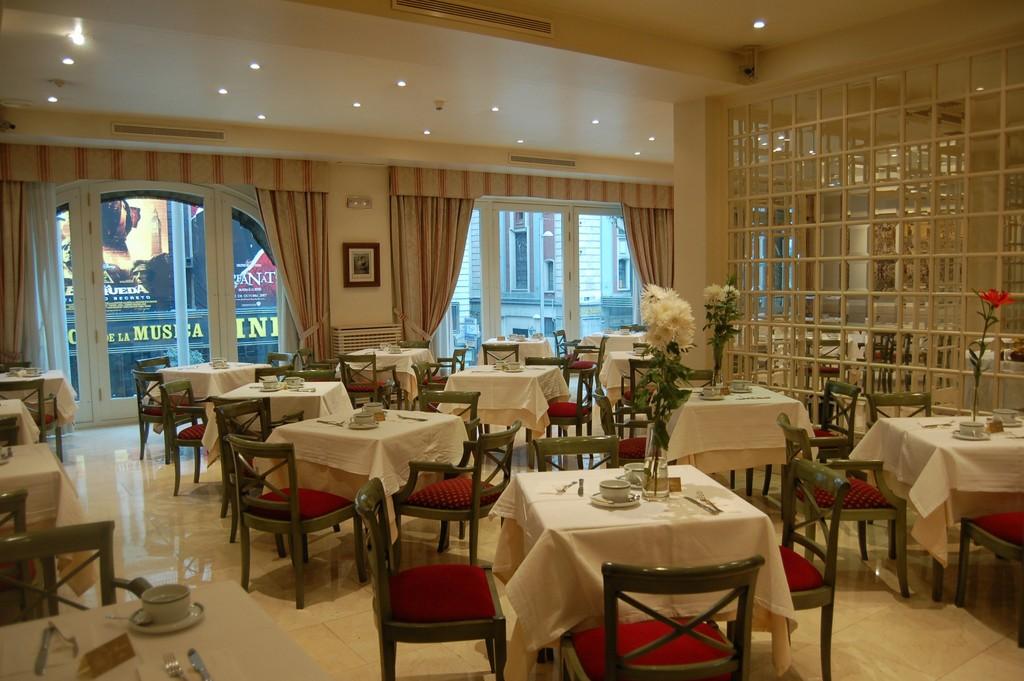 Hotel Atl Ntico Madrid Espa A