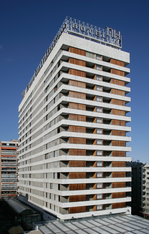 Hotel nh eurobuilding madrid spain for Hoteis madrid