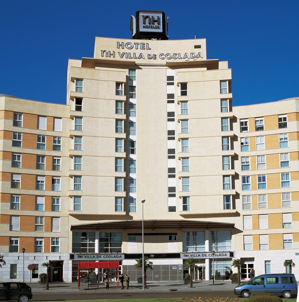 Hotel nh villa de coslada coslada spain for Hotel search