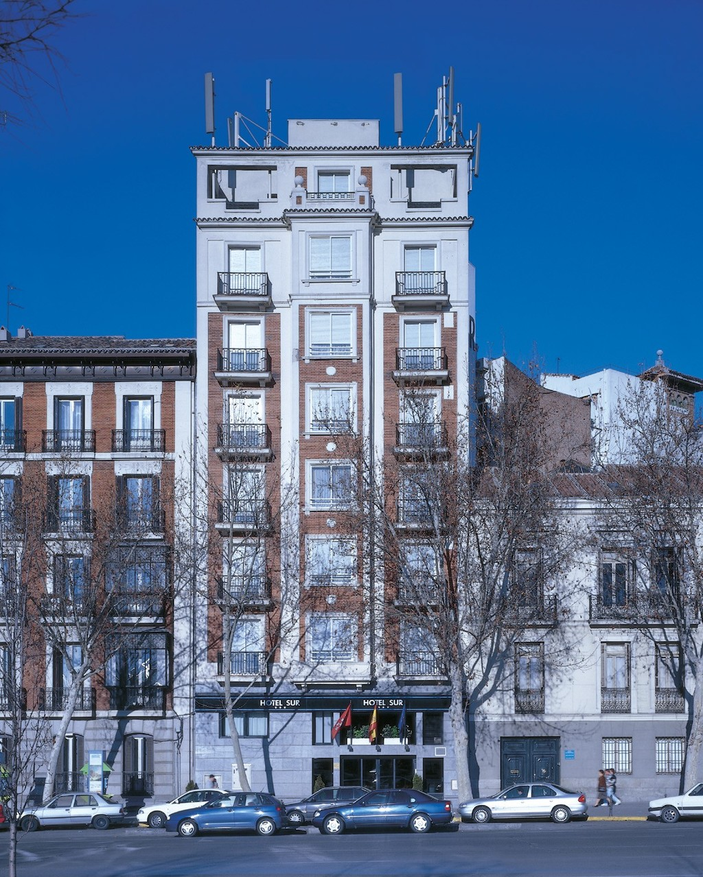Hotel nh sur madrid spain for Hoteis madrid