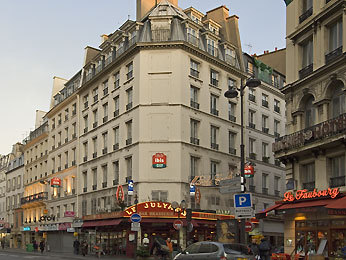 Hotel pas cher dans le 9eme arrondissement de paris