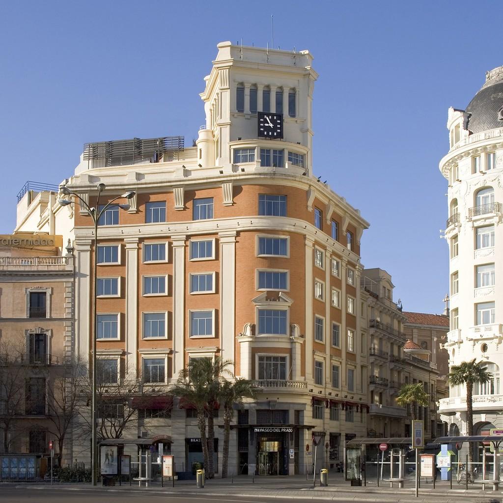 Hotel nh paseo del prado madrid spain for Hotel search