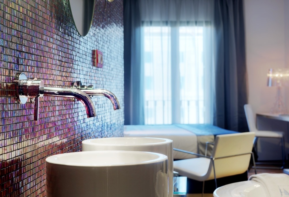 Hotel eurostars bcn design barcelona spain for Design hotel barcelona