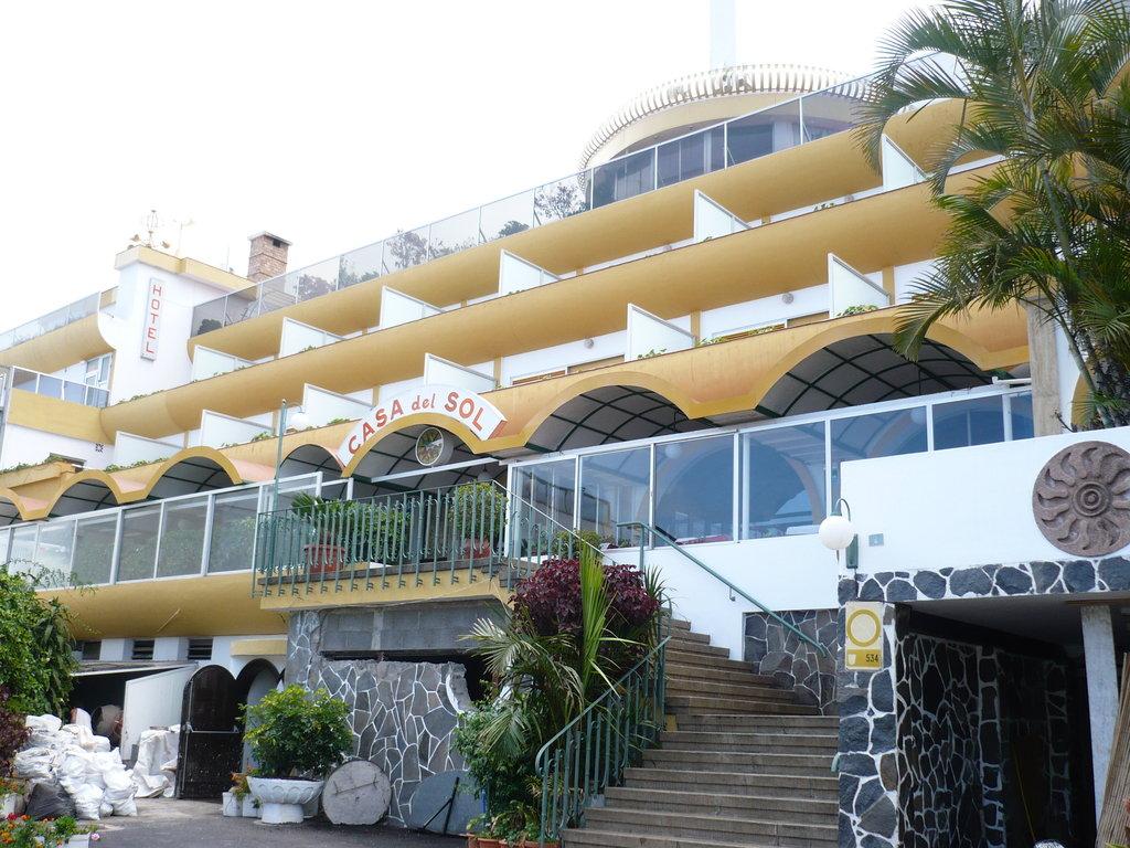 Hotel casa del sol puerto de la cruz spain for Hotel del sol