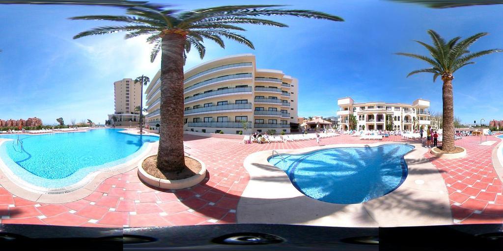 Hotel Puente Real  Torremolinos  Spanien