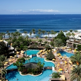 Room photo 3 from hotel H10 Conquistador Hotel Tenerife