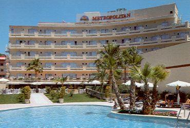 Hotel Metropolitan Playa De Palma Mallorca