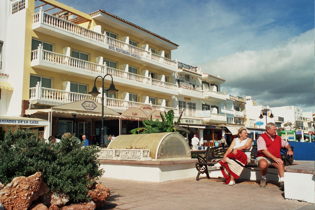 Hotel Mediterraneo Carihuela Reviews