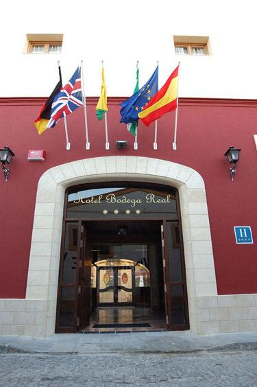 Hotel bodega real el puerto de santa mar a espa a - Hotel bodega real el puerto ...