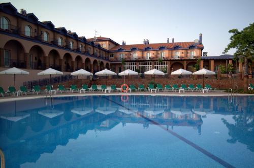 Hotel ms fuente de las piedras cabra espagne for Hotel en las piedras