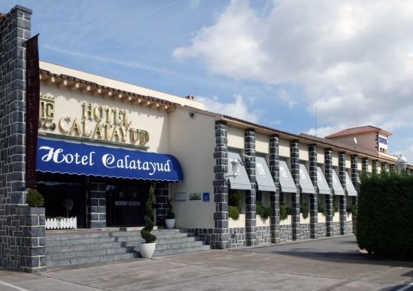 Hotel calatayud calatayud espa a - Hotel castillo de ayud calatayud ...