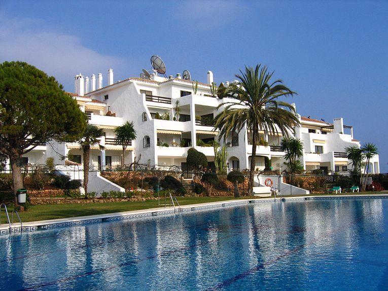 Apartment Golden Mile Beach Resort, Marbella, Spain ...