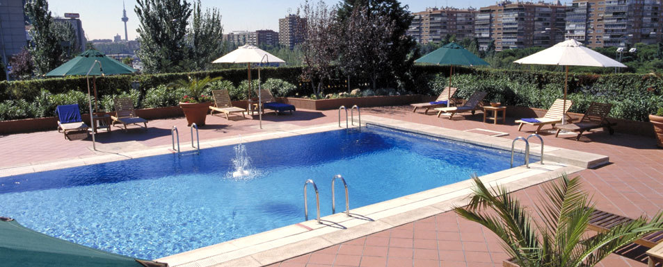 Hotels Close To Madrid Airport