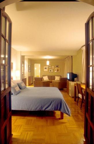 Hotel el jard n de carrejo cabez n de la sal spanien for Hotel jardin de carrejo