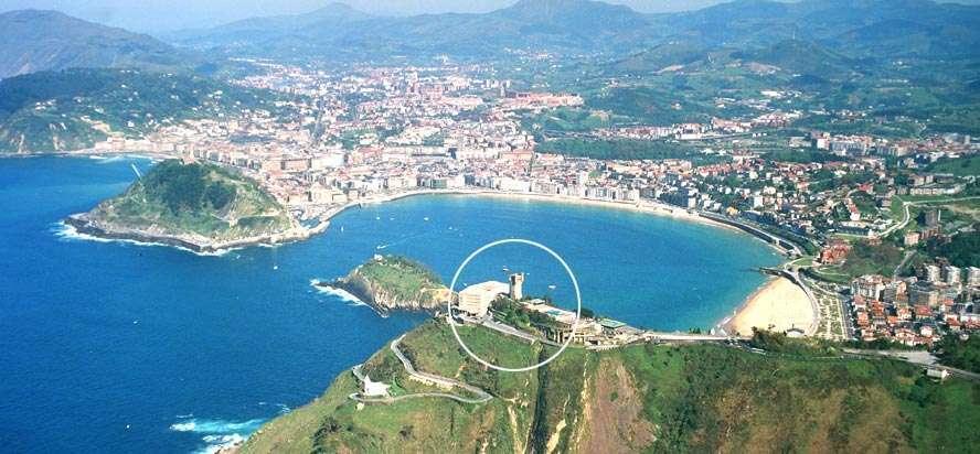 Znalezione obrazy dla zapytania Monte Igueldo