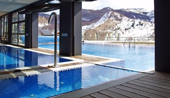 Hotel saliecho sallent de g llego espa a for Jardin de nieve formigal