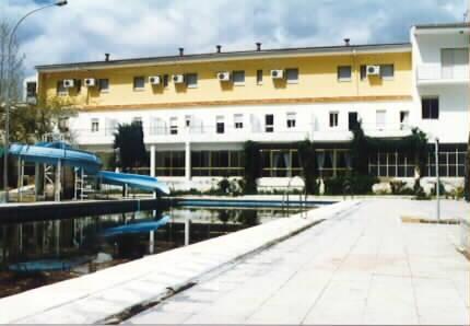 Hotel r o piscina priego de c rdoba espa a for Hotel con piscina en cordoba