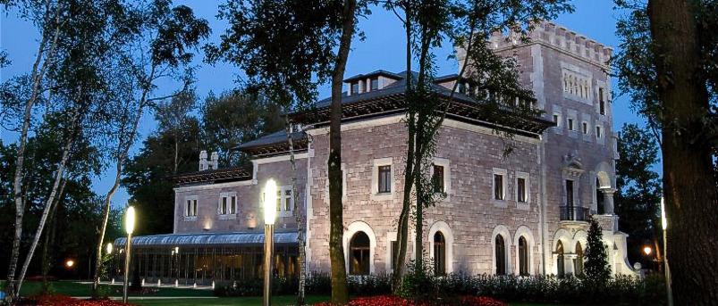 hotel resort bosques del mauco hotel castillo del bosque la zoreda oviedo espa a
