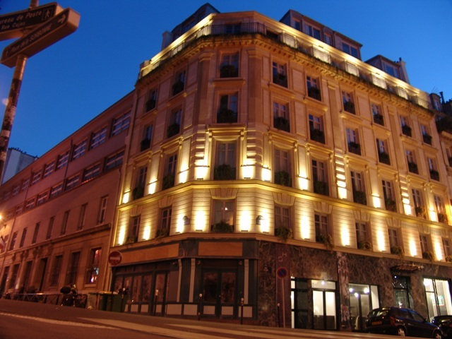 hotel grand hotel saint michel paris 5e arrondissement. Black Bedroom Furniture Sets. Home Design Ideas