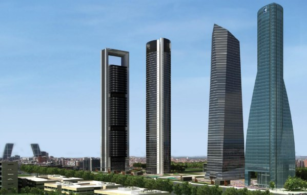 Hotel Eurostars Madrid Tower Madrid Spain Hotelsearch Com