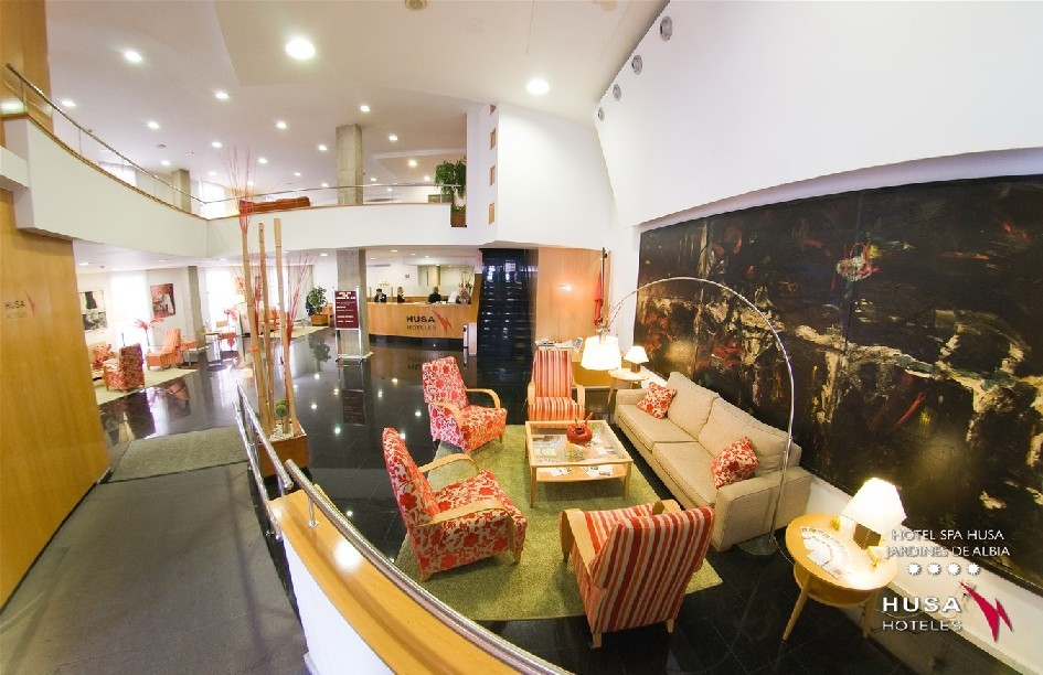 Hotel jardines de albia bilbao spain for Spa jardines de albia ofertas