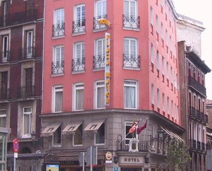 Hotel Plaza Mayor Madrid Spain