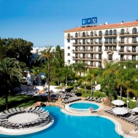 Andalucia Plaza Hotel Rooms