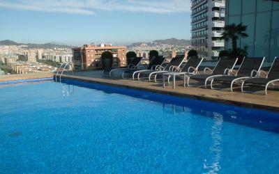 Hotel ac barcelona forum by marriott barcelona spanien - Ac hotels barcelona ...