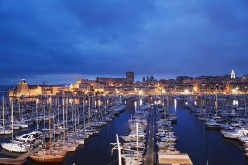 Marseille Vieux Port Hotel