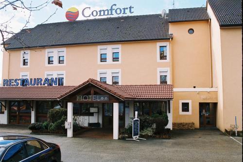 Hotel Comfort Hotel Macon Sud