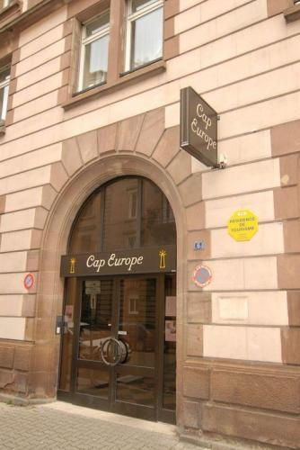 Hotel cap europe appart 39 hotel strasbourg france for Appart hotel france