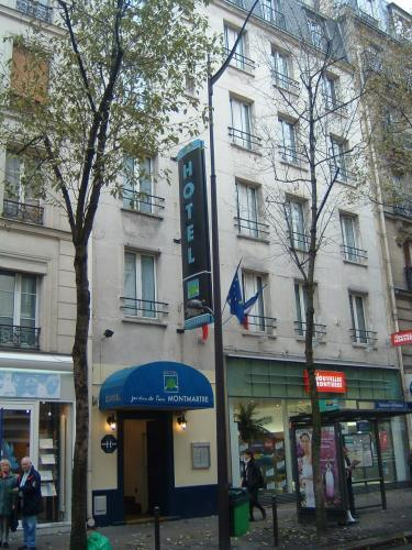 hotel les jardins de paris montmartre paris 18e