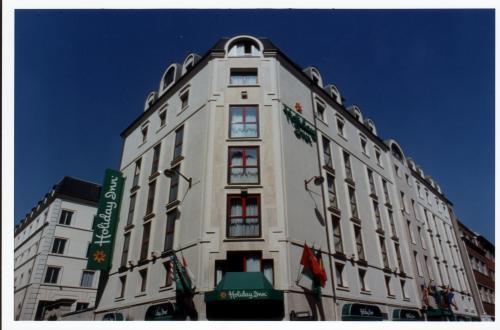 Hotel holiday inn paris saint germain des pres paris 6e for Hotel saint germain paris